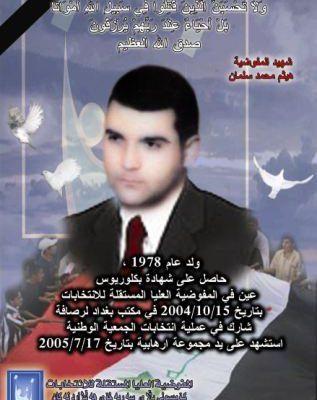 هيثم محمد سلمان